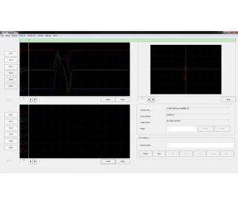 Oprogramowanie AMTI NetForce do rejestracji danych