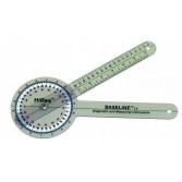Goniometr plastikowy - 32 cm (360st)