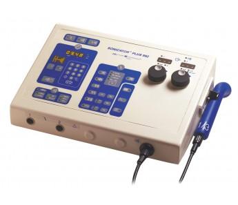 SONICATOR PLUS 992 - Aparat do elektroterapii oraz terapii ultradźwiękowej