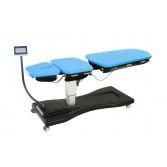 Platinium - trojpłaszczyznowy stół do trakcji kregosłupa 3D