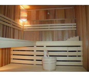 Sauny, łaźnie, kabiny infrared