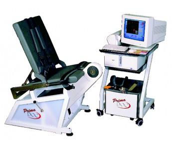 PRIMA PLUS / ISO - Zestaw do diagnostyki i ćwiczeń izokinetycznych