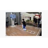 h/p cosmos speedzone - mobilna interaktywna podłoga
