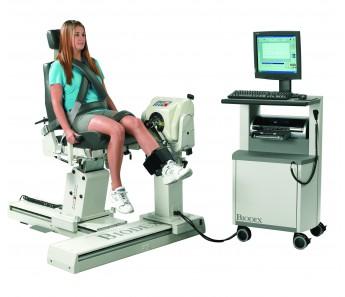 BIODEX SYSTEM 4 PRO - Zestaw do oceny i treningu izokinetycznego