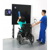 SMARTfit MINI ON-WALL- profesjonalny system do analizy treningu