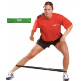 Mini Band - taśma elastyczna (zielona)