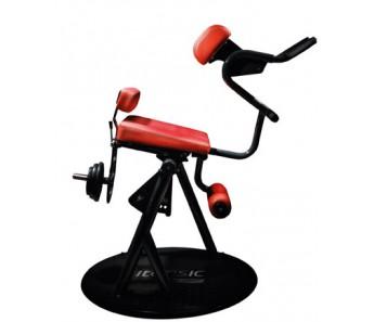 itensic b-effect - trening mięśni kręgosłupa