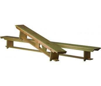 ŁG-4 - Ławka gimnastyczna 4 metry
